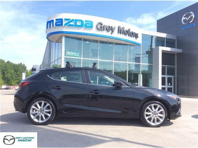 2015 Mazda Mazda3 GT (Stk: 03283P) in Owen Sound - Image 1 of 22
