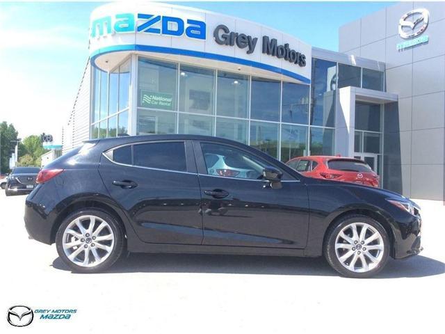 2014 Mazda Mazda3 GT-SKY (Stk: 03286P) in Owen Sound - Image 1 of 19
