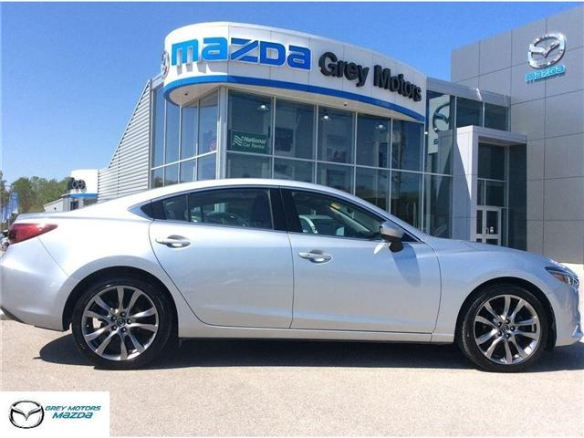 2016 Mazda MAZDA6 GT (Stk: 03284P) in Owen Sound - Image 1 of 21