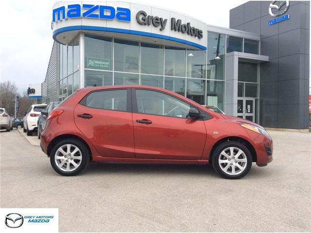 2014 Mazda Mazda2 GX (Stk: 18137A) in Owen Sound - Image 1 of 17