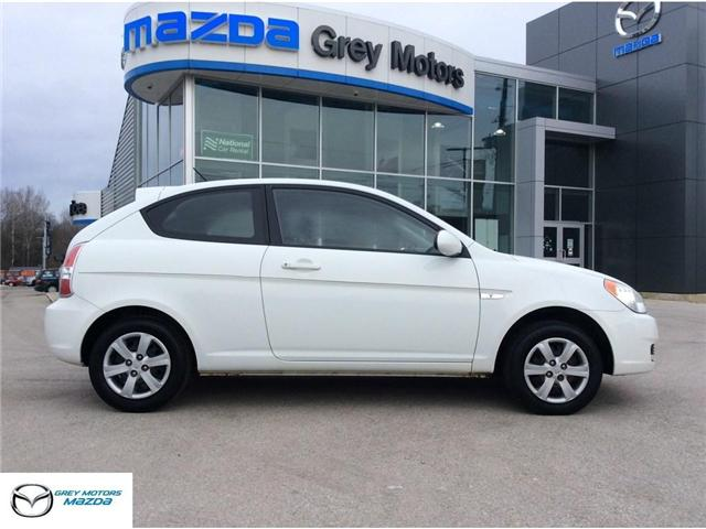 2009 Hyundai Accent L (Stk: 03316PA) in Owen Sound - Image 1 of 16