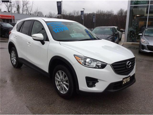 2016 Mazda CX-5 GS (Stk: 03326P) in Owen Sound - Image 2 of 22