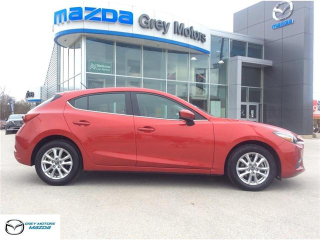 2017 Mazda Mazda3 Sport GS (Stk: 03323P) in Owen Sound - Image 1 of 19