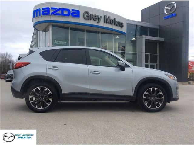 2016 Mazda CX-5 GT (Stk: 03325P) in Owen Sound - Image 1 of 22