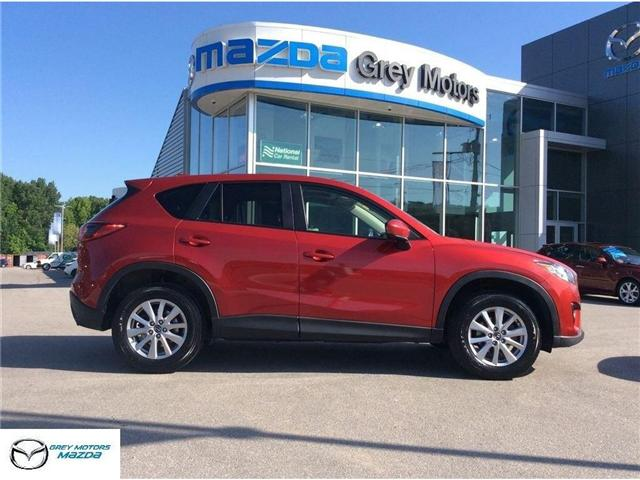 2015 Mazda CX-5 GS (Stk: 03287P) in Owen Sound - Image 1 of 19
