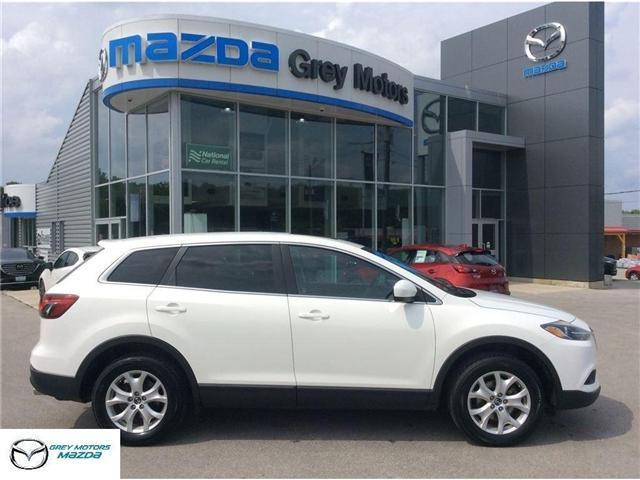 2013 Mazda CX-9 GS (Stk: 03290PA) in Owen Sound - Image 1 of 17