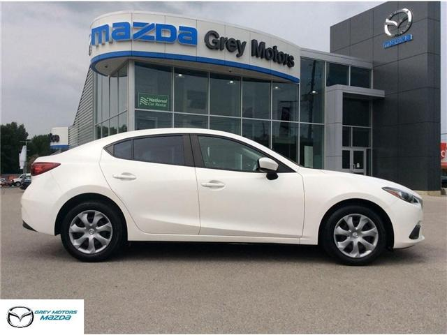 2015 Mazda Mazda3 GX (Stk: 03297P) in Owen Sound - Image 1 of 19