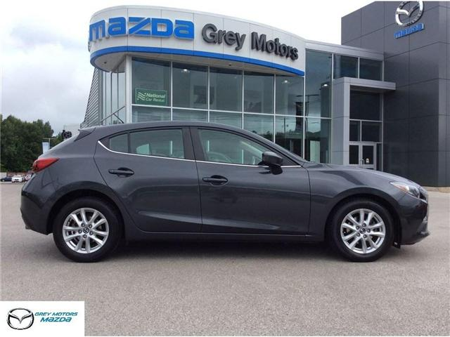 2015 Mazda Mazda3 GS (Stk: 03296P) in Owen Sound - Image 1 of 16