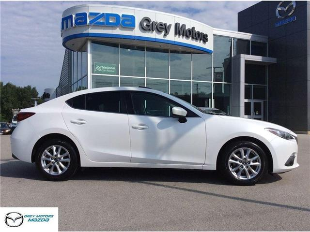 2014 Mazda Mazda3 GS-SKY (Stk: 03295P) in Owen Sound - Image 1 of 17