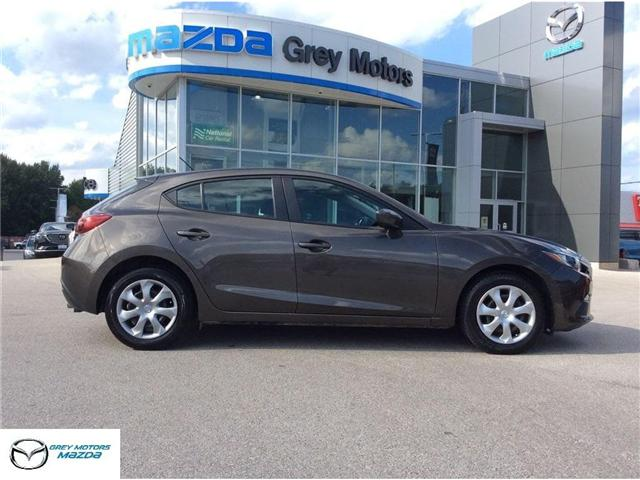 2015 Mazda Mazda3 GX (Stk: 03303P) in Owen Sound - Image 1 of 20