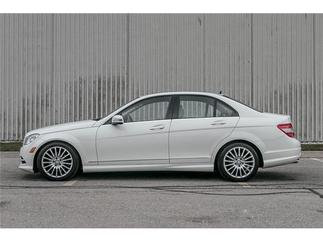 2011 Mercedes-Benz C-Class Base (Stk: 21746A) in Mississauga - Image 2 of 16