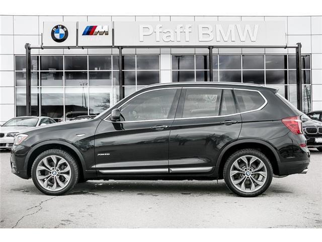 2015 BMW X3 xDrive28i (Stk: U5209) in Mississauga - Image 2 of 22