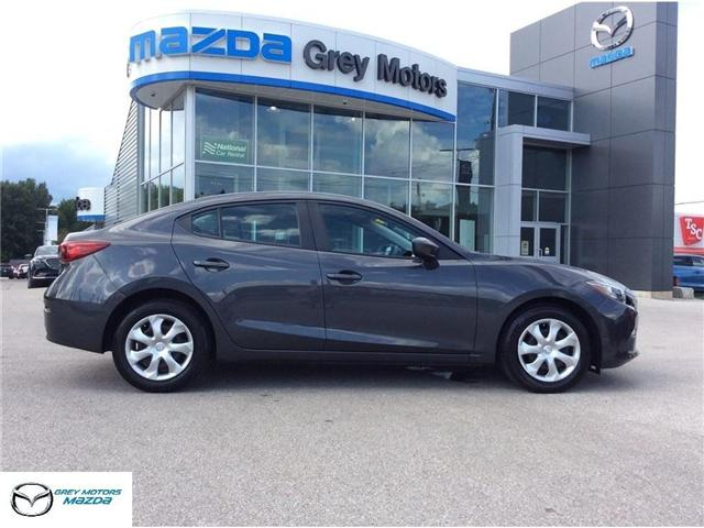 2015 Mazda Mazda3 GX (Stk: 03301P) in Owen Sound - Image 1 of 19