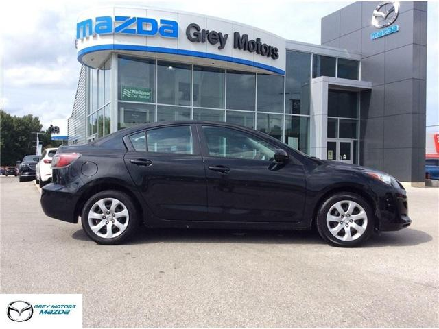 2013 Mazda Mazda3 GX (Stk: 03300P) in Owen Sound - Image 1 of 18