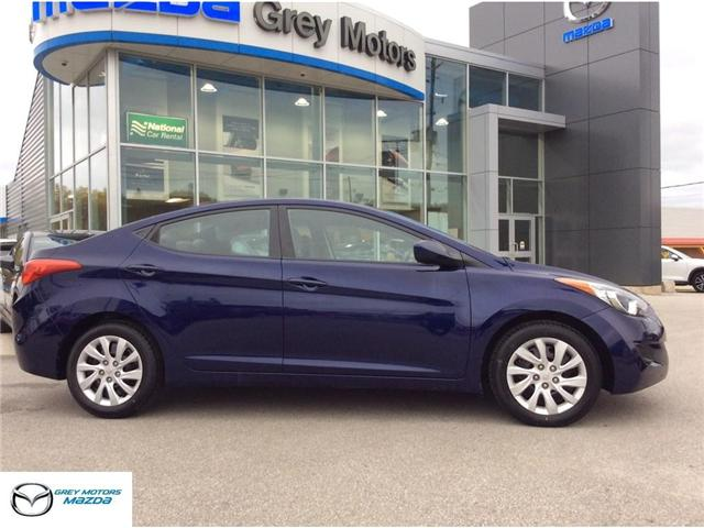 2011 Hyundai Elantra GL (Stk: 16084RA) in Owen Sound - Image 1 of 23