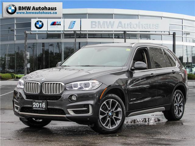 2016 BMW X5 xDrive35i (Stk: P8715) in Thornhill - Image 1 of 23