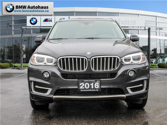2016 BMW X5 xDrive35i (Stk: P8715) in Thornhill - Image 2 of 23