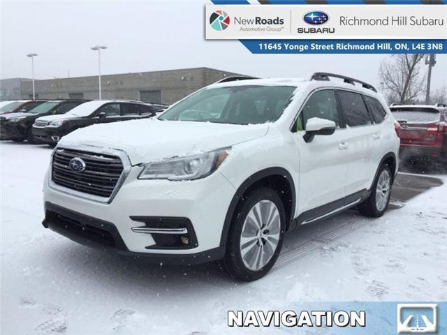 2019 Subaru Ascent Limited (Stk: 32348) in RICHMOND HILL - Image 1 of 19