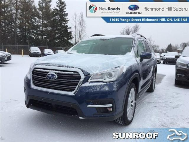 2019 Subaru Ascent Limited w/ Captains Chair (Stk: 32347) in RICHMOND HILL - Image 1 of 20