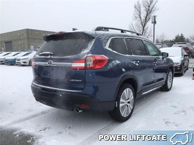 2019 Subaru Ascent Limited w/ Captains Chair (Stk: 32347) in RICHMOND HILL - Image 5 of 20