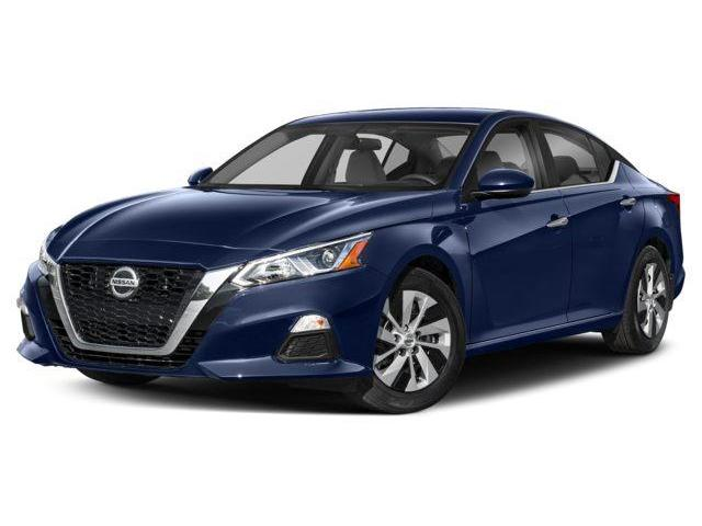2019 Nissan Altima 2.5 SV (Stk: U134) in Ajax - Image 1 of 9