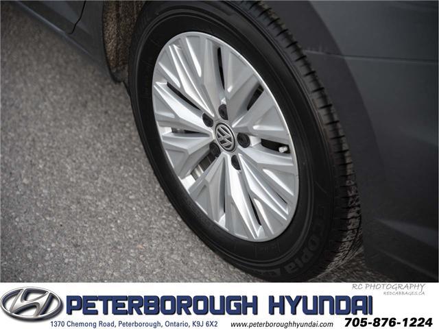 2019 Volkswagen Jetta 1.4 TSI Comfortline (Stk: H11913A) in Peterborough - Image 5 of 16