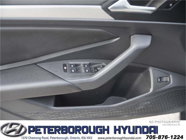 2019 Volkswagen Jetta 1.4 TSI Comfortline (Stk: H11913A) in Peterborough - Image 6 of 16