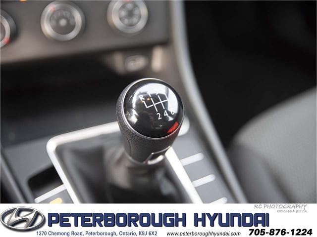 2019 Volkswagen Jetta 1.4 TSI Comfortline (Stk: H11913A) in Peterborough - Image 9 of 16