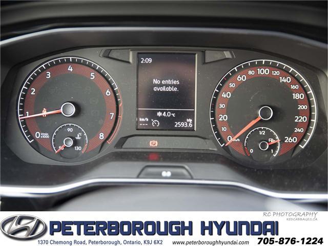 2019 Volkswagen Jetta 1.4 TSI Comfortline (Stk: H11913A) in Peterborough - Image 10 of 16