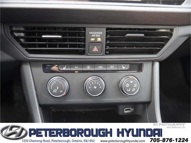 2019 Volkswagen Jetta 1.4 TSI Comfortline (Stk: H11913A) in Peterborough - Image 13 of 16