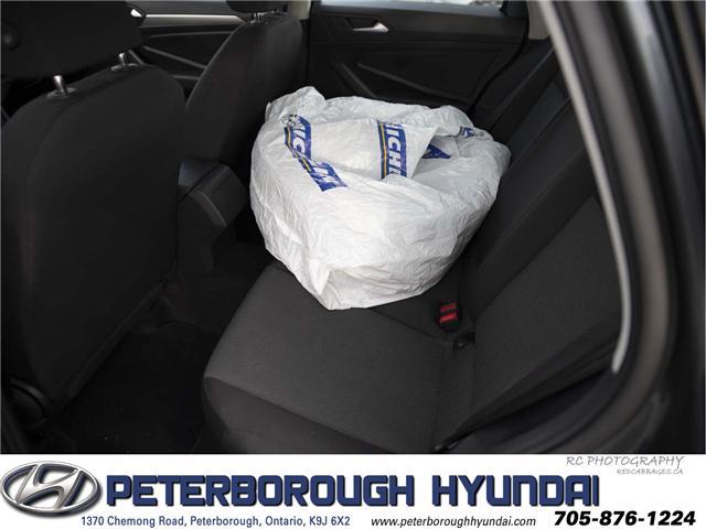 2019 Volkswagen Jetta 1.4 TSI Comfortline (Stk: H11913A) in Peterborough - Image 15 of 16