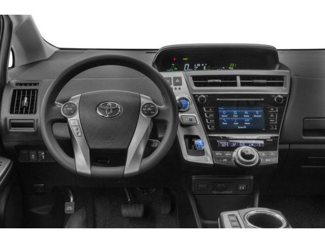 2018 Toyota Prius v Base (Stk: 184115) in Kitchener - Image 4 of 9