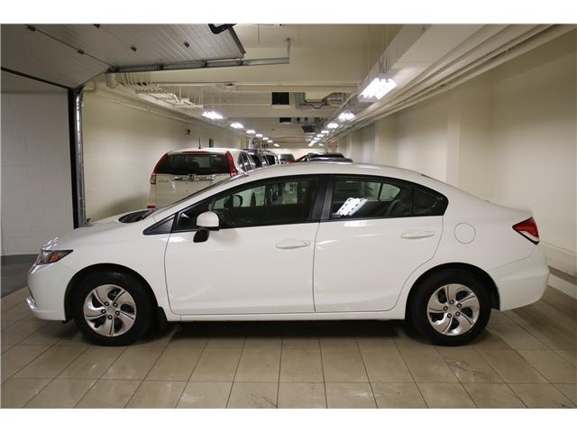 2015 Honda Civic LX (Stk: AP3107A) in Toronto - Image 2 of 26