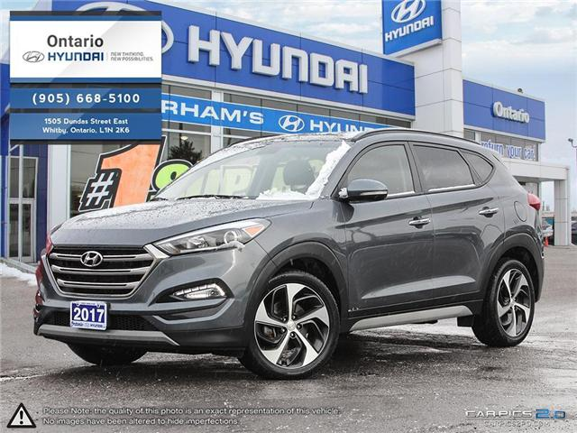 2017 Hyundai Tucson SE 1.6 / AWD (Stk: 10594K) in Whitby - Image 1 of 27