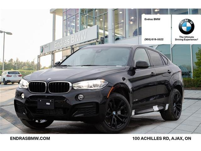 2019 BMW X6 xDrive35i (Stk: 60463) in Ajax - Image 1 of 21