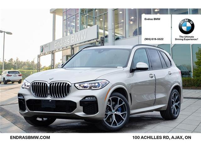 2019 BMW X5 xDrive40i (Stk: 52428) in Ajax - Image 1 of 22