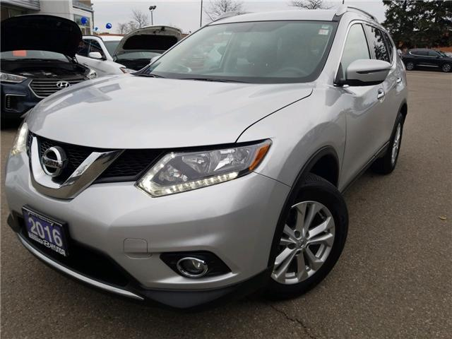 2016 Nissan Rogue SV (Stk: OP10072) in Mississauga - Image 1 of 26