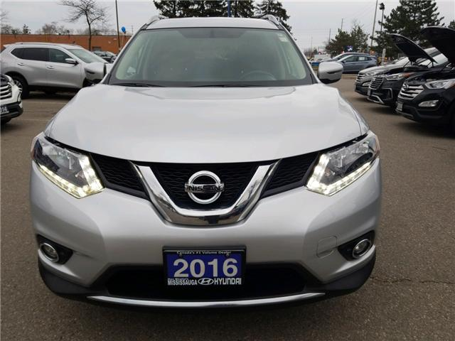 2016 Nissan Rogue SV (Stk: OP10072) in Mississauga - Image 2 of 26