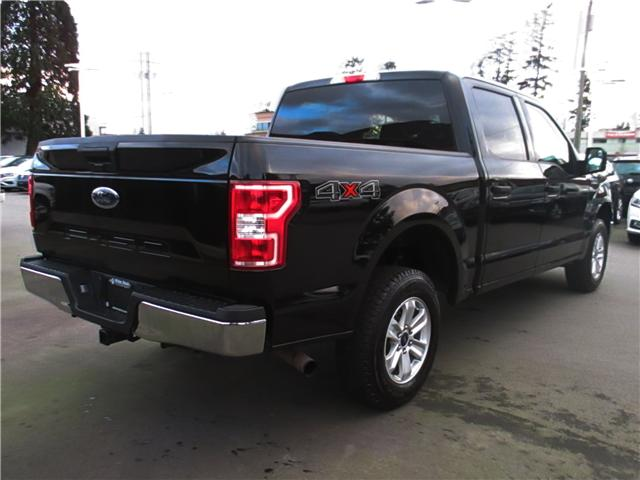 2018 Ford F-150 XLT (Stk: VW0777) in Surrey - Image 4 of 21