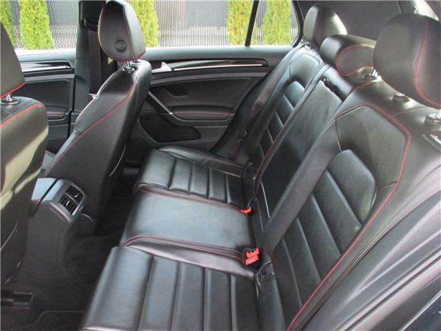 2016 Volkswagen Golf GTI 5-Door Autobahn (Stk: VW0781) in Surrey - Image 18 of 22