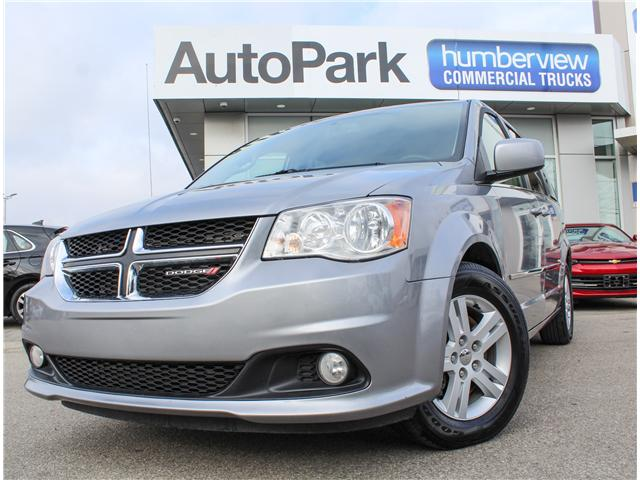 2017 Dodge Grand Caravan Crew (Stk: APR2378) in Mississauga - Image 1 of 29