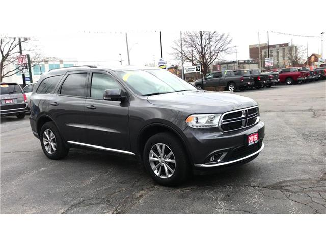 2015 Dodge Durango Limited (Stk: 44664) in Windsor - Image 2 of 12