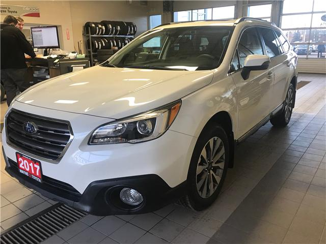 2017 Subaru Outback 2.5i Premier Technology Package (Stk: 21394-1) in Thunder Bay - Image 1 of 15