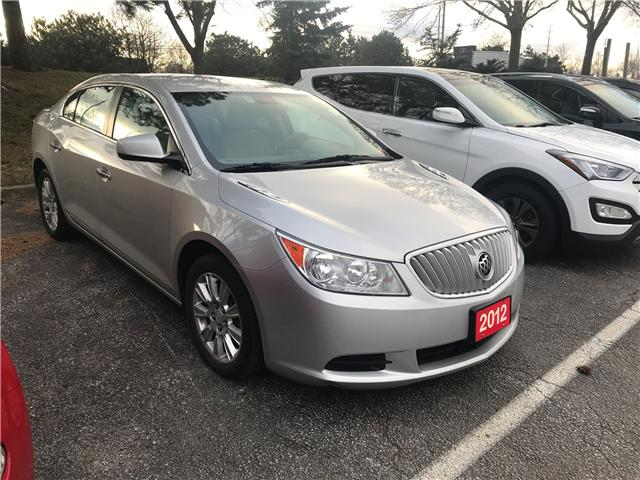 2012 Buick LaCrosse Base (Stk: 3739P) in Mississauga - Image 1 of 1