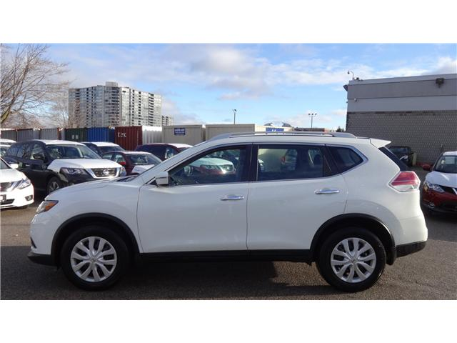 2016 Nissan Rogue S (Stk: U12369) in Scarborough - Image 2 of 17