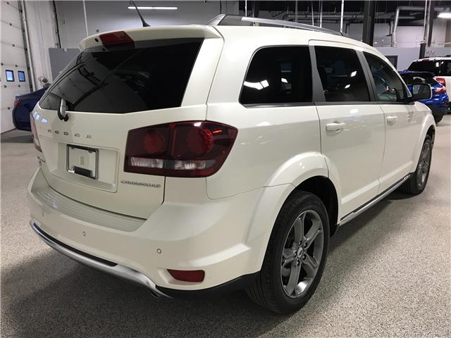2018 Dodge Journey Crossroad (Stk: P11901) in Calgary - Image 5 of 18