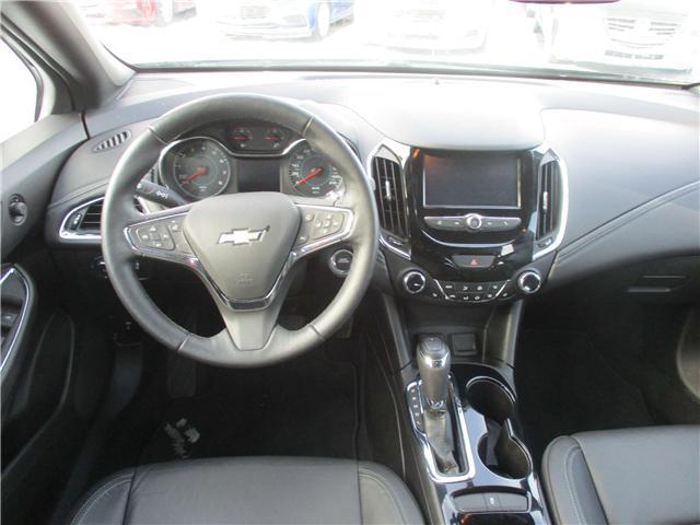 2018 Chevrolet Cruze Premier Auto (Stk: 182097) in Kingston - Image 9 of 12