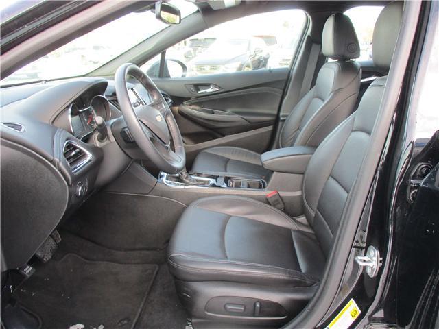 2018 Chevrolet Cruze Premier Auto (Stk: 182097) in Kingston - Image 10 of 12