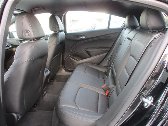 2018 Chevrolet Cruze Premier Auto (Stk: 182097) in Kingston - Image 11 of 12