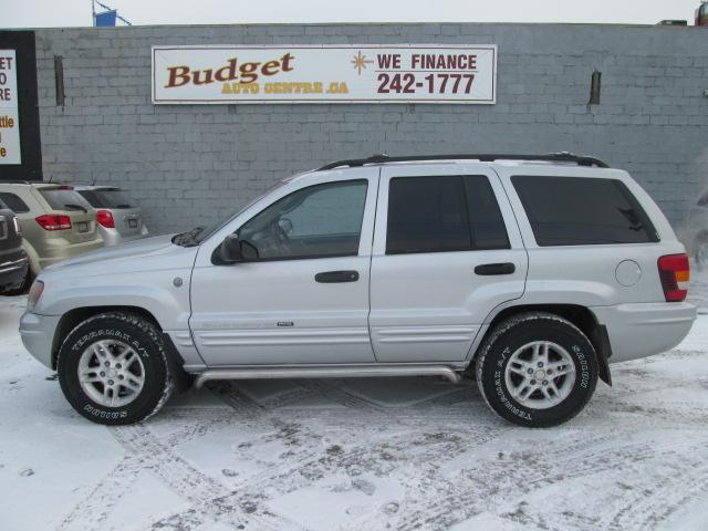 2004 Jeep Grand Cherokee Laredo (Stk: bp536) in Saskatoon - Image 1 of 18
